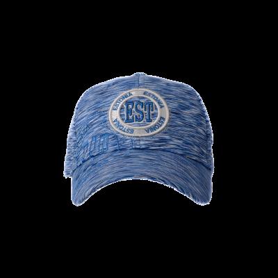 Sinine EST templiga sport nokamüts
