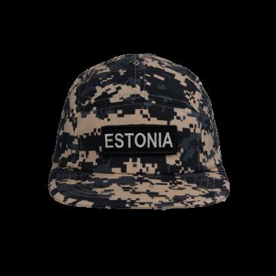 Nokamüts Estonia army sinine