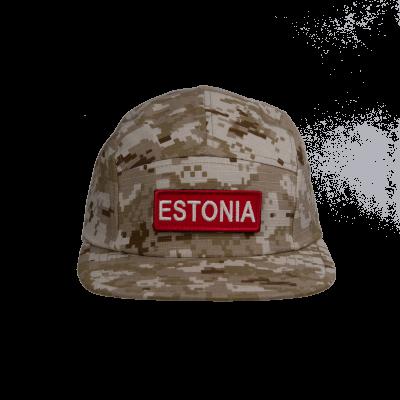 Nokamüts Estonia army beež