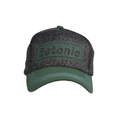 Nokamüts Estonia hall-roheline