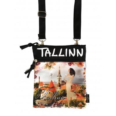 Vintage Tallinn suur kaelakott