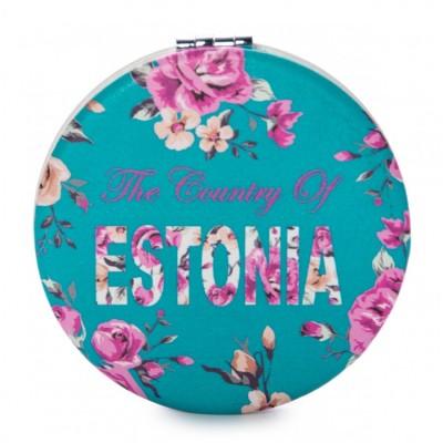 Estonia peegel lilleline mereroheline