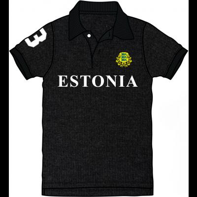 Estonia polo must