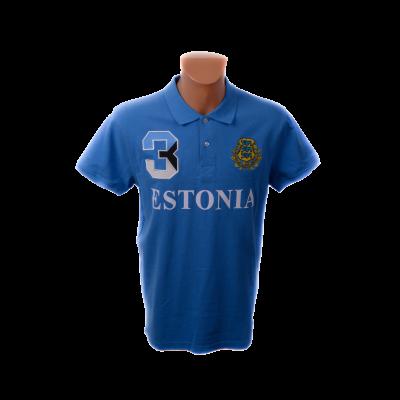 Estonia sinine polo