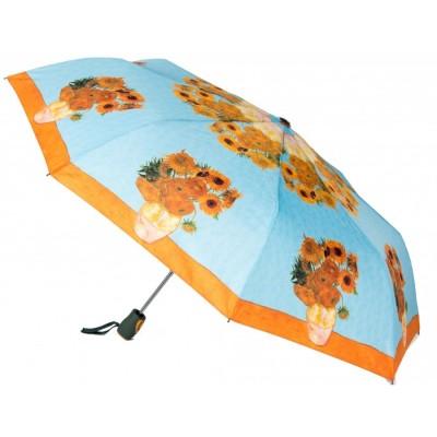 vihmavari päevalilled